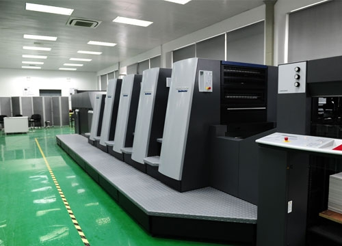 Heidelberg Printing Machine, Leader of Printing Industry